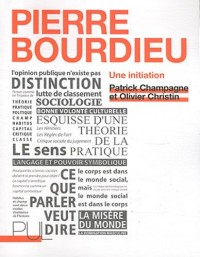 Pierre Bourdieu : une initiation