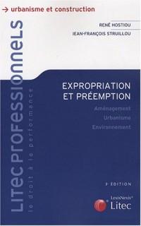 Expropriation et préemption