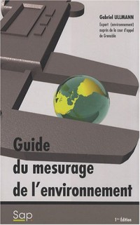 Guide du mesurage de l'environnement