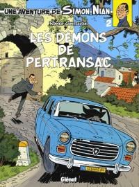 Une aventure de Simon Nian, Tome 2 : Les démons de Pertransac
