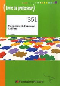 Management d'un salon : Coiffure, Corrigé