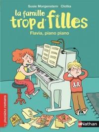 Flavia, piano piano