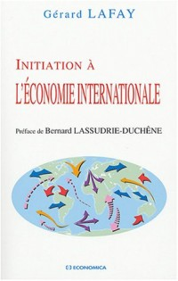 Initiation à l'économie internationale