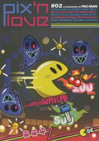 Pix'n love, N° 2 : La naissance de Pac-Man