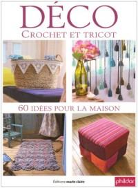 Déco Crochet et tricot : 60 Idées pour la maison