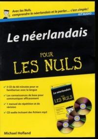 Le néerlandais pour les Nuls (3CD audio)