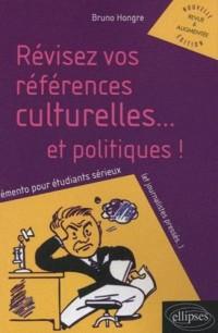 Révisez vos références culturelles - mémento pour étudiants sérieux ou journalistes pressés