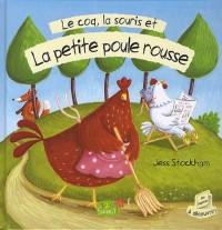 LA PETITE POULE ROUSSE + CD