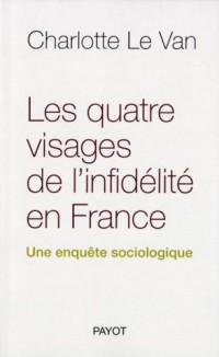 Les quatre visages de l'infidélite en France : Une enquête sociologique