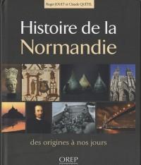 Histoire de la Normandie : Des origines à nos jours