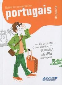 Le Portugais de poche : Guide de conversation portugais