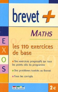 Maths : Les exercices de base