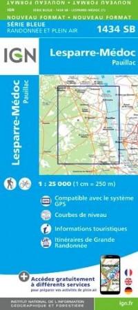 1434SB LESPARRE-MEDOC PAUILLAC