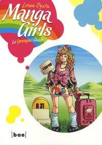 Manga girl, le (presque) guide