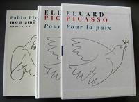 Eluard/ Picasso Pour la paix (sous coffret)