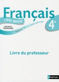 Terre des Lettres-Français 4e Prof.2011