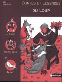 Contes et Légendes du loup