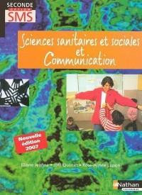 Sciences sanitaires et sociales et Communication 2e SMS