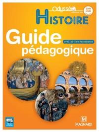 Odysseo Histoire CM1 CM2 Guide Pedagogique avec CD ROM 2017