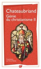 Génie du christianisme : Tome 2 [Poche]