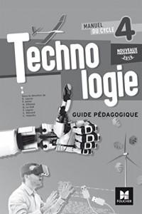 Technologie - Cycle 4 - Guide pédagogique