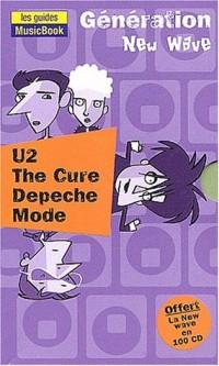 Génération années 80 : Depeche Mode de A à Z - The Cure de A à Z - U2 de A à Z - La discographie du rock français en 100 CD, coffret de 3 volumes