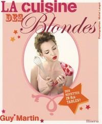La cuisine des Blondes