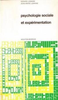 Psychologie sociale et expérimentation