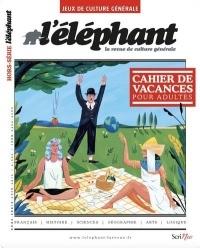 L'Éléphant Hors-Série Jeux - Numéro 6 - Juin 2019
