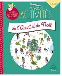 Mes activités de l'Avent et Noël : 7-9 ans