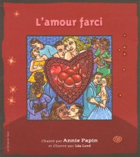 L'amour farci (1CD audio)