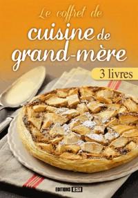 Coffret Carton 3 Volumes- le Meilleur de la Cuisine de Gd-Me