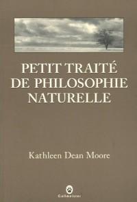 Petit traité de philosophie naturelle
