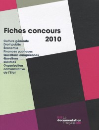 Fiches Concours 2009