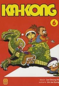 Ka-Kong, Tome 6 :