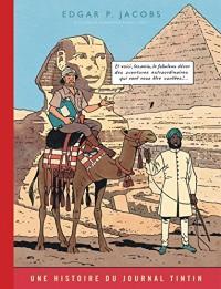 Blake & Mortimer - tome 4 - Le mystère de la Grande  Pyramide  T1 - Version Journal Tintin