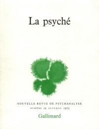 Nouvelle Revue de psychanalyse 12