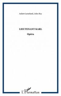 Lieutenant Karl