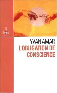 L'obligation de conscience