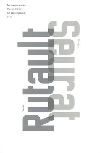 Claude Rutault - Georges Seurat : Edition bilingue français-anglais
