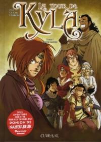 La Tour de Kyla, Tome 4 : Prince Caspied
