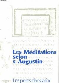 Les Méditations Selon Saint Augustin (Pdf N 43)