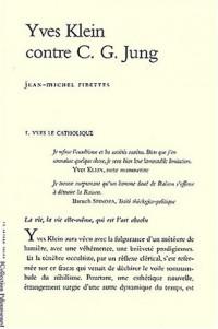 Yves Klein contre C-G Jung