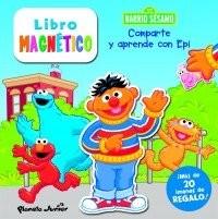 Barrio Sesamo. Libro magnético 1