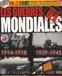 Les guerres mondiales (1Cédérom)