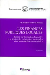 Les finances publiques locales : Rapport sur la situation financière