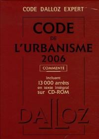 Code de l'urbanisme : Commenté (1Cédérom)