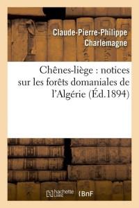 Chenes Liege  ed 1894