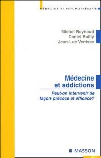 Médecine et addictions: Peut-on intervenir de façon précoce et efficace ?