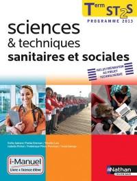 Sciences et Techniques Sanitaires Sociales Term St2s Licence Numerique Eleve  I-Manuel+Ouvr Papier